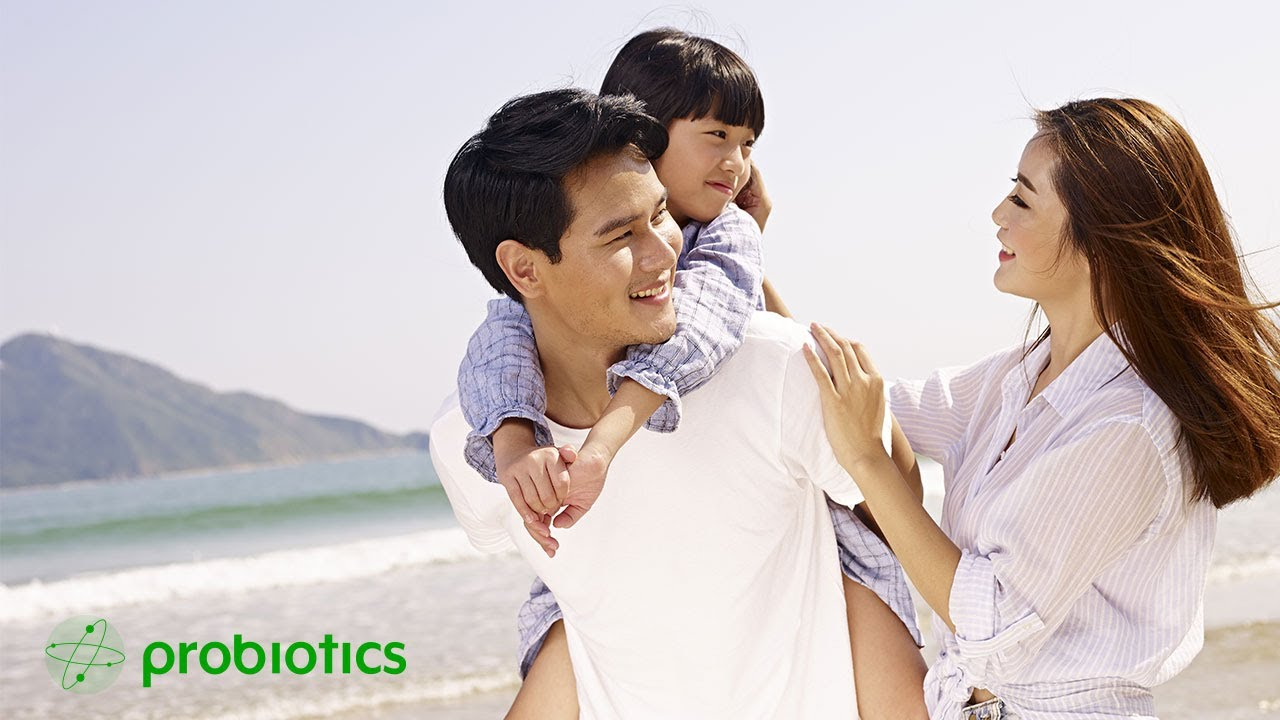 Launching a Probiotic into Asia - Probiotics by Sacco System